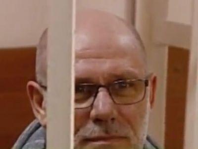 Алексей Малобродский в зале суда