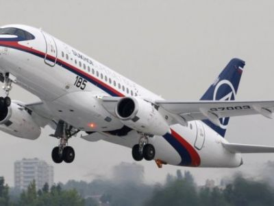 Sukhoi Superjet 100. Фото: aviation21.ru