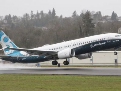 Boeing 737 MAX. Фото: GETTY IMAGES
