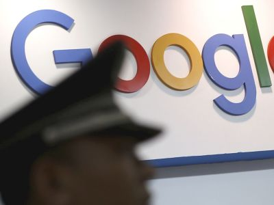 Google. Фото: Aly Song / Reuters